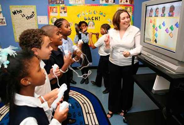 Les jeux vidéos et le futur de l'éducation